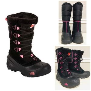 "The North Face ""Shellista"" Girls Snow Winter Boots"